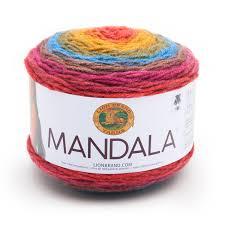 Lion Brand Mandala Yarn Patterns Extraordinary Mandala What's In A Name 48 Free Patterns Lion Brand Notebook