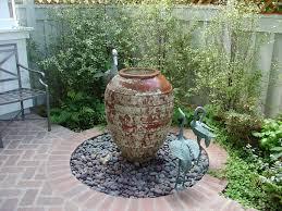 diy garden fountains ideas