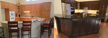 Kitchen Cabinet Restoration Kitchen Cabinet Refinishing Phoenix Az