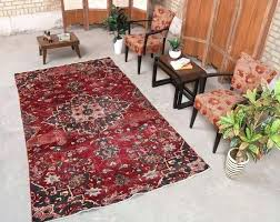 red oriental rug ikea persian rugs for and decorating antique kitchen hand knot furniture likable image 0