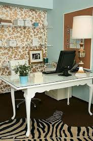 Image Vintage Style Shabby Chic Office Desk Ideas Inspire Bohemia Home Offices Craft Rooms Part Pinterest Shabby Chic Office Desk Ideas Inspire Bohemia Home Offices