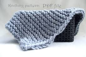 Chunky Knit Blanket Pattern Stunning Chunky Knit Blanket Pattern Baby Knitting Patterns Crochet And Super