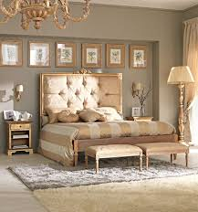 glamorous bedroom furniture. Gold Platform Bed And 6 Piece Picture Frame Also Wall Art Decor Glamorous Bedroom Furniture Vertical Striped Quilt Decorative Light Sconces
