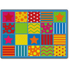 flagship carpets fe33132a silly seating classroom rug 99