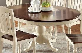 cottage dining room tables. Dining Room: Picturesque Hillside Cottage White 5 Pc Room Sets In Table From Extraordinary Tables