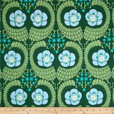 Amy Butler Home Decor Fabric Amy Butler Violette Home Decor Sateen French Twist Pine Discount