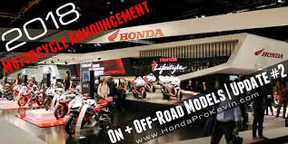 2018 honda motorcycle rumors. brilliant honda new 2018 honda motorcycles announced model lineup review  cbr  sport bikes to honda motorcycle rumors i