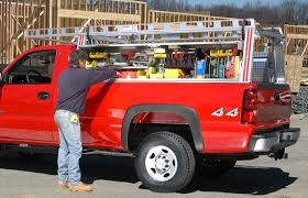 About Full Access Truck Tool Boxes - System One aluminum ladder ...