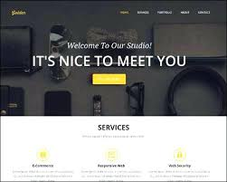 Free Website Templates Html5 Delectable Premium Free Responsive Website Templates Html28 28 Tangledbeard