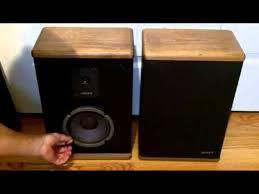 vintage klipsch bookshelf speakers. advent baby ii vintage stereo bookshelf speakers - 2 way klipsch l