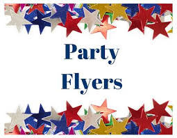 Flyers For Fundraising Events Templates For Party Flyers And Fundraising Events Lets Get This