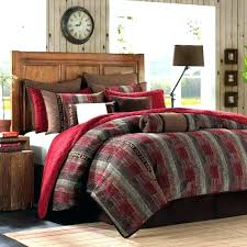 red twin bedding set red twin comforter set red twin quilt black gray bedding red and