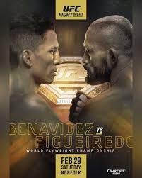 UFC Fight Night 169 Fight Card – Fights ...