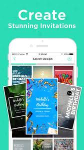 Text Invitations Hobnob Invitation Maker Rsvp On The App Store