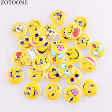 <b>ZOTOONE</b> 100pcs Mixed Random Round <b>Wooden</b> Sewing <b>Cute</b> ...