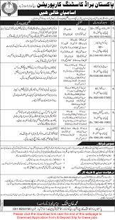 Radio Pakistan Jobs 2015 February Nts Application Form Pakistan