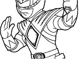 Pink Power Ranger Samurai Coloring Pages Power Rangers Samurai