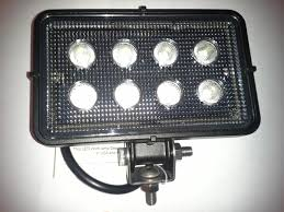 maxxima lights mwl 57sp maxxima 1 850 lumen rectangular led worklight 12 36 vdc