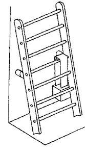 Лестницы ручные пожарные Общие технические требования НПБ  Контрольный груз массо