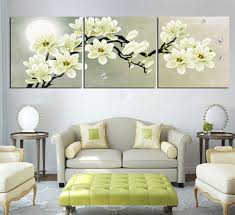 Amazon.com - Hot Sell 3 Panels 40 x 50 cm Modern Wall Painting Impressionist