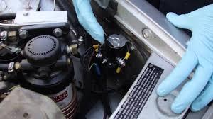 an ingenious alternative to pre glow relay problems on mercedes an ingenious alternative to pre glow relay problems on mercedes benz diesel by kent bergsma