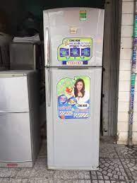 Tủ lạnh Toshiba 330 lít mới 90% hybrid plasma | Refrigerator, Sanyo, Top  freezer refrigerator