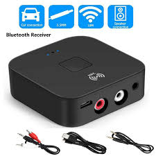 <b>Leehur Bluetooth 5.0</b> Wifi <b>Receiver</b> 3.5mm+2RCA APTX Wireless ...
