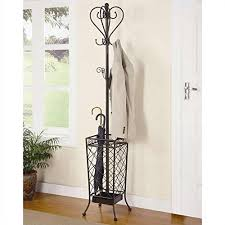Coat Rack Black Friday Coaster Home Furnishings 100 Metal Coat Rack with Umbrella Stand 28