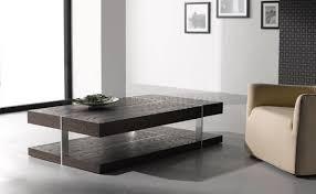 contemporary coffee tables dark espresso table