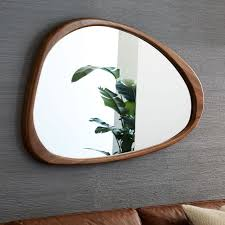 wood wall mirrors. Brilliant Wall Throughout Wood Wall Mirrors M