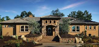 stucco spanish and mediterranean styles