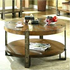 pine coffee table with storage round rustic coffee table lovable round rustic coffee tables with rustic