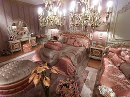 Pink Classic Style Italian Bedroom   Top And Best Italian Classic Furniture