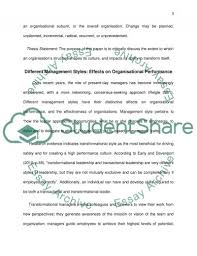 organizational srtucture shapes corporate culture and influences related essays organizational change