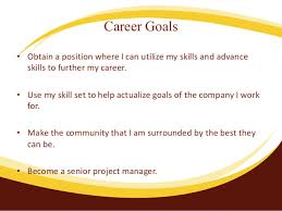 What Is A Career Goal My Career Goal Is To Magdalene Project Org