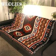 throw blankets for sofa sofa throw blanket mat wall hanging cotton rug mat towel woven on throw blankets for sofa