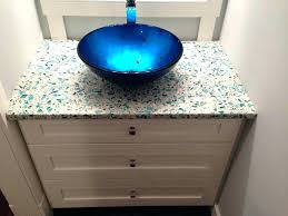 blue vessel bathroom sinks blue glass bathroom sink beautiful blue vessel sink with blue counter tops blue vessel bathroom sinks