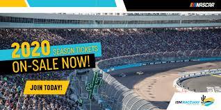 Season Tickets Ism Raceway