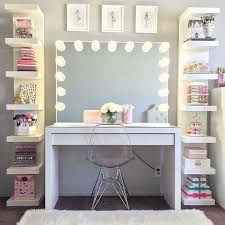 beauty room furniture. These Photos Of Beauty \u201cbattle Stations\u201d Will Inspire You To Organize Your Makeup Collection Room Furniture