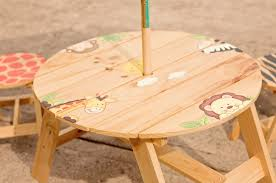 fantasy fields kids  piece round table and chair set  reviews