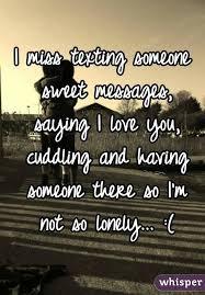 When U Miss Someone Message
