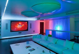 lighting for apartments. pink and green lighting design aut luxury apartments with cool beautiful for