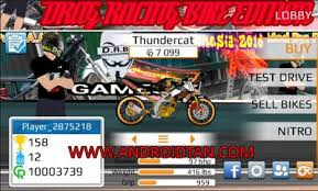 download game drag racing bike edition mod apk v2 0 2 terbaru
