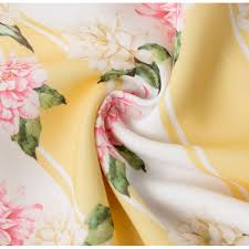 American Rose Size Chart European And American Fashion Puff Sleeves Yellow Retro Girl Dress Party Summer Womens Dress Beach Flower Print Casual Sexy Dress Womens Party