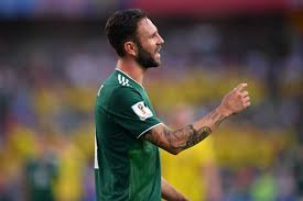 ⚽️ @rayados ☕️ @cafe19mx @19esports @soccersupplementmx • marketing: Mexico International Miguel Layun To Sign For Villarreal Report Fmf State Of Mind