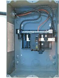sub panel installation with how to video wiring a 60 amp sub panel diagram 60 Amp Sub Panel Wiring Diagram #23