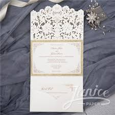 wedding invitations with hearts wholesale laser cut wedding invites