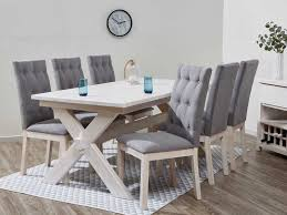 white washed dining room furniture. White Wash Dining Room Set Ideas Of Also Beautiful Table Chairs Solid Wood 2018 Washed Furniture W