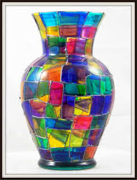 Glass Painting Ideas Designs Glass Vase Decorating Ideas Glass Painting Ideas For