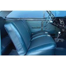 nova chevy ii reproduction ss front split bench seat covers vinyl 1967 eckler s automotive parts